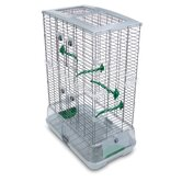 Medium Vision Bird Cage with Large Wire
