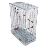 Large Vision Bird Cage with Small Wire
