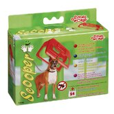 Living World Dog Scooper with 24 Bags