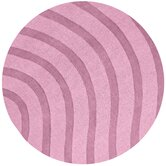 Transitions Light Purple/Purple Waves Rug