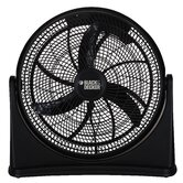 "Black and Decker 16"" High Velocity Floor Fan"