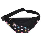 12&quot; Stylish Pattern Fanny Pack