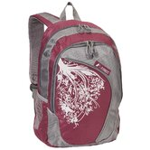 "18"" Stylish Pattern Backpack"