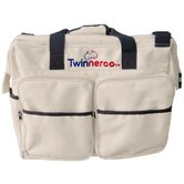 Twinneroo Twin Diaper Bag