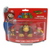 Super Mario Mini Donkey Kong Figures (Set of 3)
