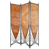 6Feet Tall Tropical Philippine Room Divider