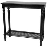 Rectangular Console Table