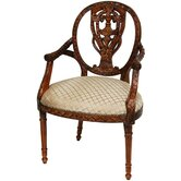 Queen Victoria Arm Chair