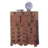 Chinese Multi - Drawer Chest