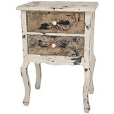 Oriental Furniture Nightstands