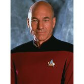 Star Trek Captain Jean-Luc Picard Wall Art