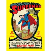 Superman Issue No. 1 Wall Art