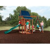 Asheville Wood Complete Play Set