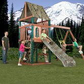 Real Tree Huntsman Wood Complete Play Set