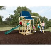 Asheville Wood Complete Play Set - Natural