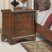 Plymouth 3 Drawer Nightstand