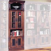 "DaVinci 32"" Glass Door Bookcase"