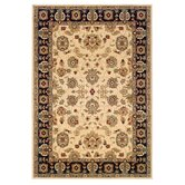 Adana Cream/Black Persian Rug