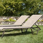 Gardenella Adjustable Chaise Lounge