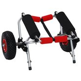 Aluminum Folding Wheel Cart (CT 5)