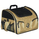 Ultimate Traveler 4-in-1 Pet Carrier in Tan