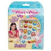 Whirl and Wear Fun Food Charms
