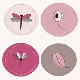 Dragonflies Wall Art Print