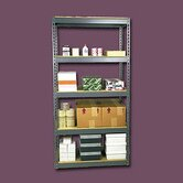 Extra Heavy Duty Boltless Storage Shelves (Wide Model)