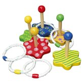 Kid's Ring Toss Set