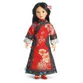 Yijie Asian Outfit for 18&quot; Slim Dolls