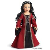 Veronika Medieval Princess 18&quot; Vinyl Slim Doll