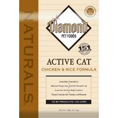 Natural Active Cat Food