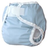 Diaper Cover in Baby Blue