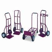 Two-Wheel Steel Hand Truck, 300Lb Capacity