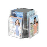 Desktop Literature Racks