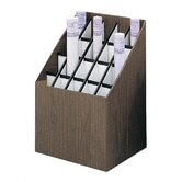 Corrugated 20 Compartments Roll Files