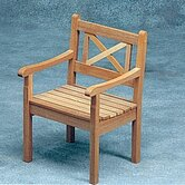 Teak Drachmann Chair