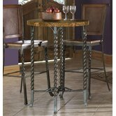 Medley 3 Piece Marble Top Pub Table Set in Camden