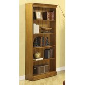 Woodland's Oak Tall Bookcase in Canyon Oak