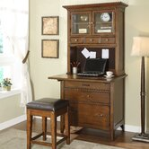 Oakton Village Personal Computer Workstation with Deck