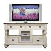 "Coventry Two Tone 62"" TV Stand"