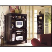 Urban Crossings Armoire Desk