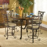Stone Forge Counter Stool in Tuscan Sun