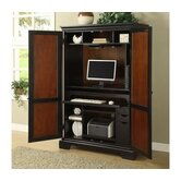 Bridgeport Armoire Desk