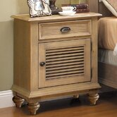 Coventry 2 Tone 1 Drawer Nightstand