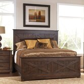 Windridge King Panel Bed