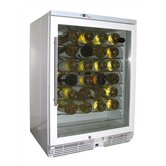 VT-58 White Wine Cooler with Front Venting