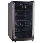VT-18 Thermoelectric Wine Cooler with Stainless Door
