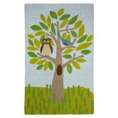 Tree Multi Kids Rug