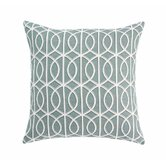 Gate Cotton Blend Decorative Pillow